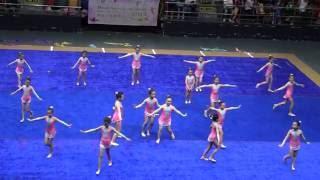 2016年香港普及體操節~農圃道官立小學