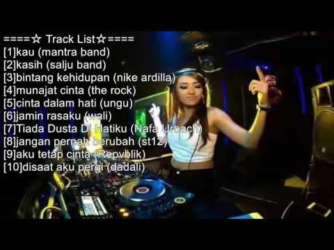 DUGEM INDO KOMPILASI TERBAIK 2017 - Tracklist Lagu Full Galau House Musik