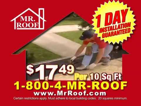 Perfect Mr. Roof Ann Arbor