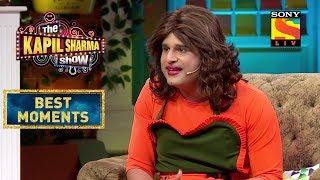 Sapna's Request To Riteish   The Kapil Sharma Show Season 2   Best Moments