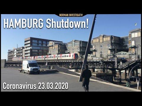Hamburg im Shutdown - A Quiet Place!