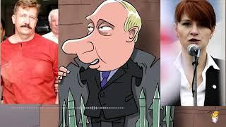 Сломанная Троянская лошадь Кремля