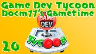 Quadruple 10 AAA MMO! Wow! - Game Dev Tycoon w/ Docm77 - #26
