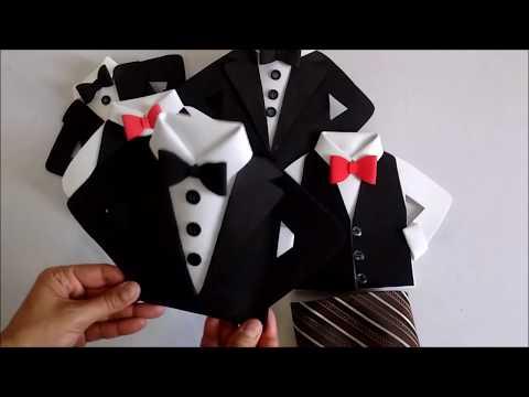 Lembrancinha Para o Dia Dos Pais: Porta Gravata.
