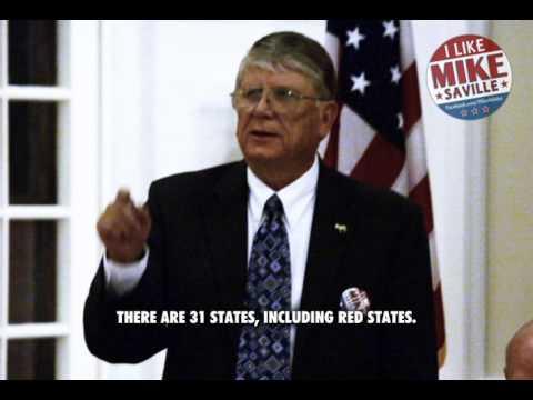 Mike Saville for Idaho State Senate D-28 — Close the Gap (Am. Legion forum 10/18/2016)