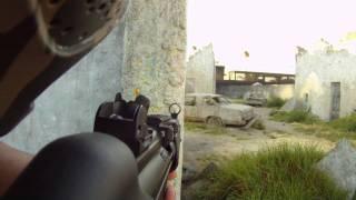 Game 2 Cops Semi only vs. Bad guys (Head shot kill) Apoc. 1080p