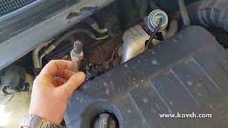 Как проверить дымит ли дизель с сажевым фильтром