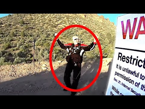 These YouTubers Disappeared After Being Held At Area 51