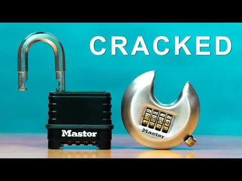 This Week I Learned to Crack a Combination Lock