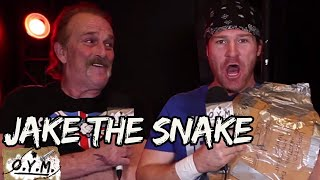JAKE THE SNAKE ROBERTS SHOOT INTERVIEW
