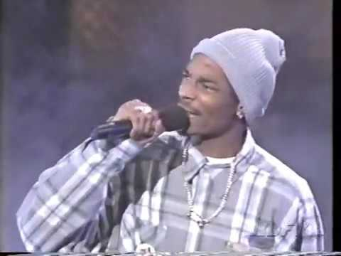 Dr.Dre & Snoop Doggy Dogg - 'Nuthin' But A G Thang' 1994 (Live)