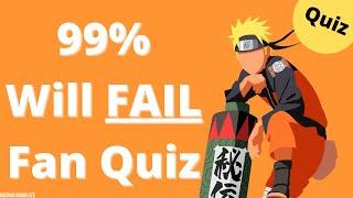 Hardest NARUTO Quiz EVER!!! (Ultimate Anime Quiz)