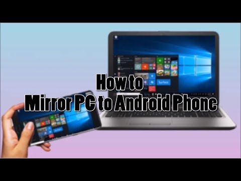 How to Stream PC to Android Phone