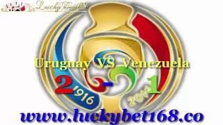Prediksi Copa America 2016 Uruguay vs Venezuela 10 Juni 2016
