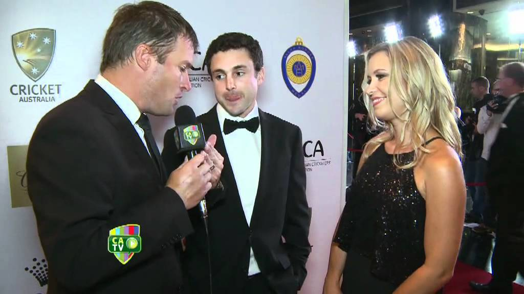 Allan Border Medal: Allan Border Medal 2012: On The Red Carpet