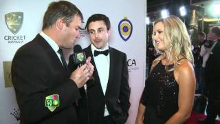 Allan Border Medal 2012: On the Red Carpet
