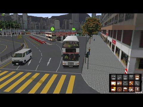 OMSI 2 HK West Kowloon Gameplay