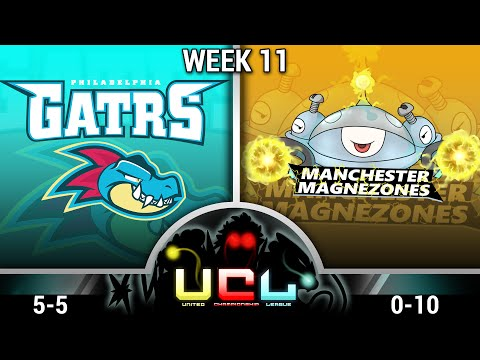 Pokemon ORAS Live Wi-fi Battle: Philadelphia Feraligatrs vs Manchester Magnezones (Week 11)