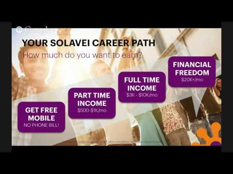 Solavei Hangout: GET FREE PHONE SERVICE - MobileFreedomClub