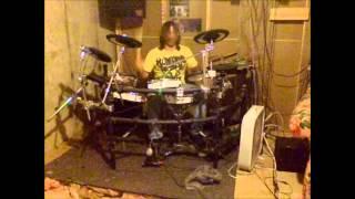 Buckfast Powersmash Drum Cover