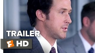 The Big Short TRAILER 2 (2015) - Ryan Gosling, Brad Pitt Drama HD