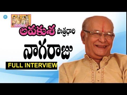 Lava Kusa fame Nagaraju Interview - Telugu Popular TV