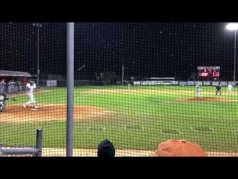 Matt Parsons Home Run vs. Laurens High