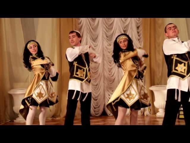 Avanscena - Jewish Dance