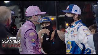 Scanner Sounds: Inside Elliott's and Busch's helmets | NASCAR Cup Series