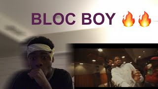 BlocBoy JB - Silly Watch Freestyle (reaction)