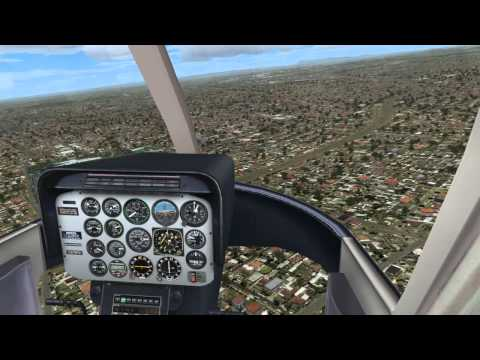 FSX Vatsim VFR Sunday - A Helicopter FS Joyride at Avalon Virtual Airshow