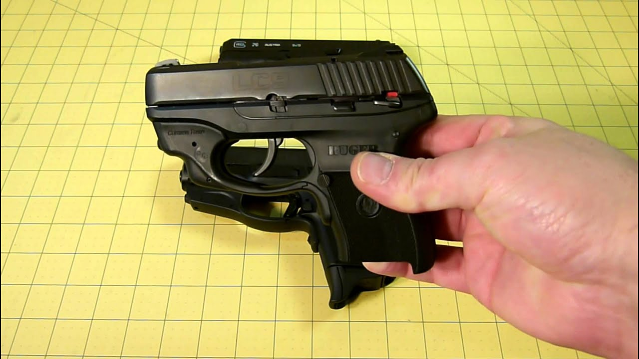 Ruger Sr9c Lc9 And Glock 26 Comparison