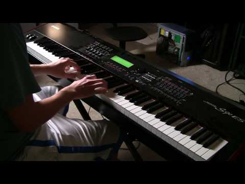 Ouroboros - the Mars Volta piano cover mp3