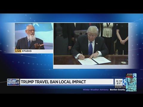 Local Muslim leader discusses Trump immigration orders