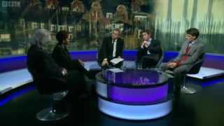 Douglas Murray on Newsnight discussing the findings of the UK Census 2011