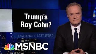 Lawrence's Last Word: Donald Trump's Attorney General Threatens The Oscars | The Last Word | MSNBC