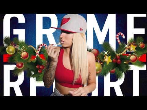 Flava D - Xmas Riddim (Grime Instrumental) [@FlavaD] Grime Report Tv