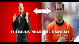 HABLAN MAL DE FALCAO Y LES RESPONDE ASÍ !!!