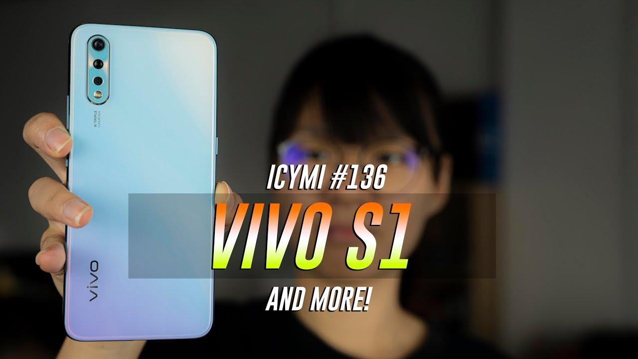 ICYMI #137: Vivo S1, Huawei Y9 Prime 2019, Oppo F11 Pro price cut & more!