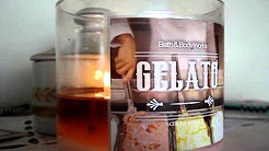 Bath and Body Works Candle Review- Candle of the Week: Gelato