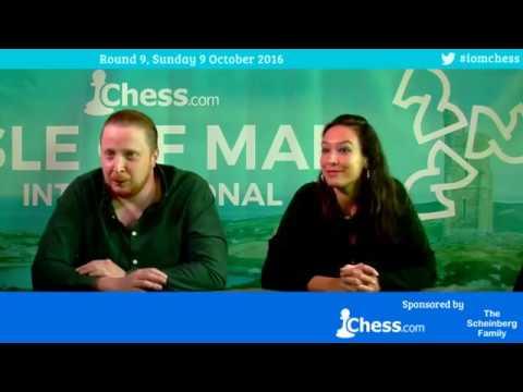 2016 Chess.com Isle of Man Tournament (Douglas) Round 9