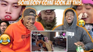 GOT7 Funny moments (REACTION) | They are one of the funniest K-pop groups!