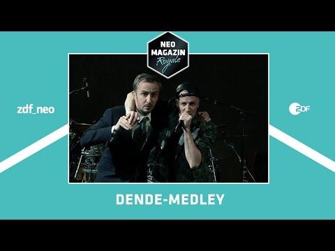 Dende-Medley | NEO MAGAZIN ROYALE mit Jan Böhmermann - ZDFneo
