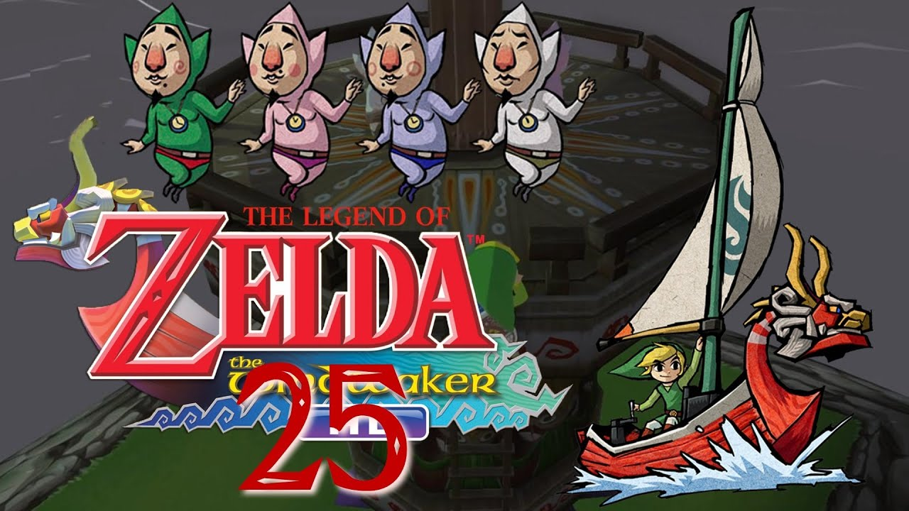 Die Tingle Brothers Lets Play The Legend Of Zelda The Wind Waker