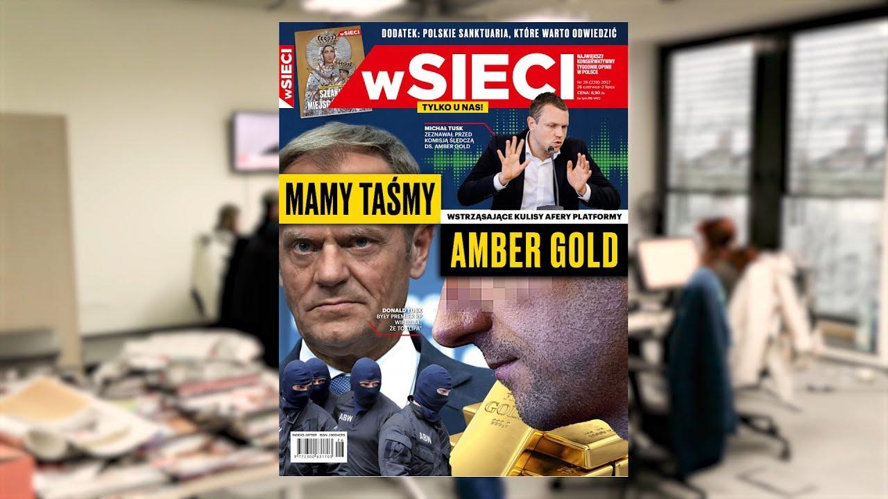"""Nowe nagrania ws. Amber Gold we """"wSieci""""!"""