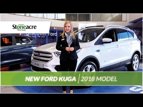 Ford Kuga 2018 Review - Stoneacre