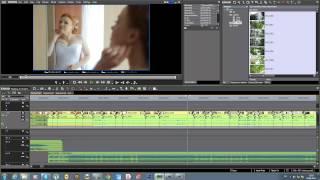 Видеомонтаж утра невесты в реальном времени
