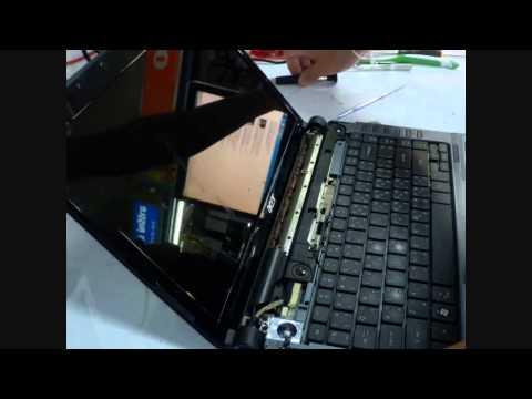 Acer Aspire 4750 Laptop Take Apart Disassemble