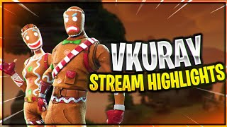 REALTALK about the GERMAN FORTNITE COMMUNITY 🤔/ vKuray STREAM HIGHLIGHTS