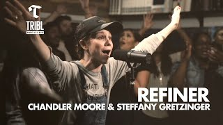 Refiner (feat. Chandler Moore and Steffany Gretzinger) - Maverick City Music | TRIBL Music